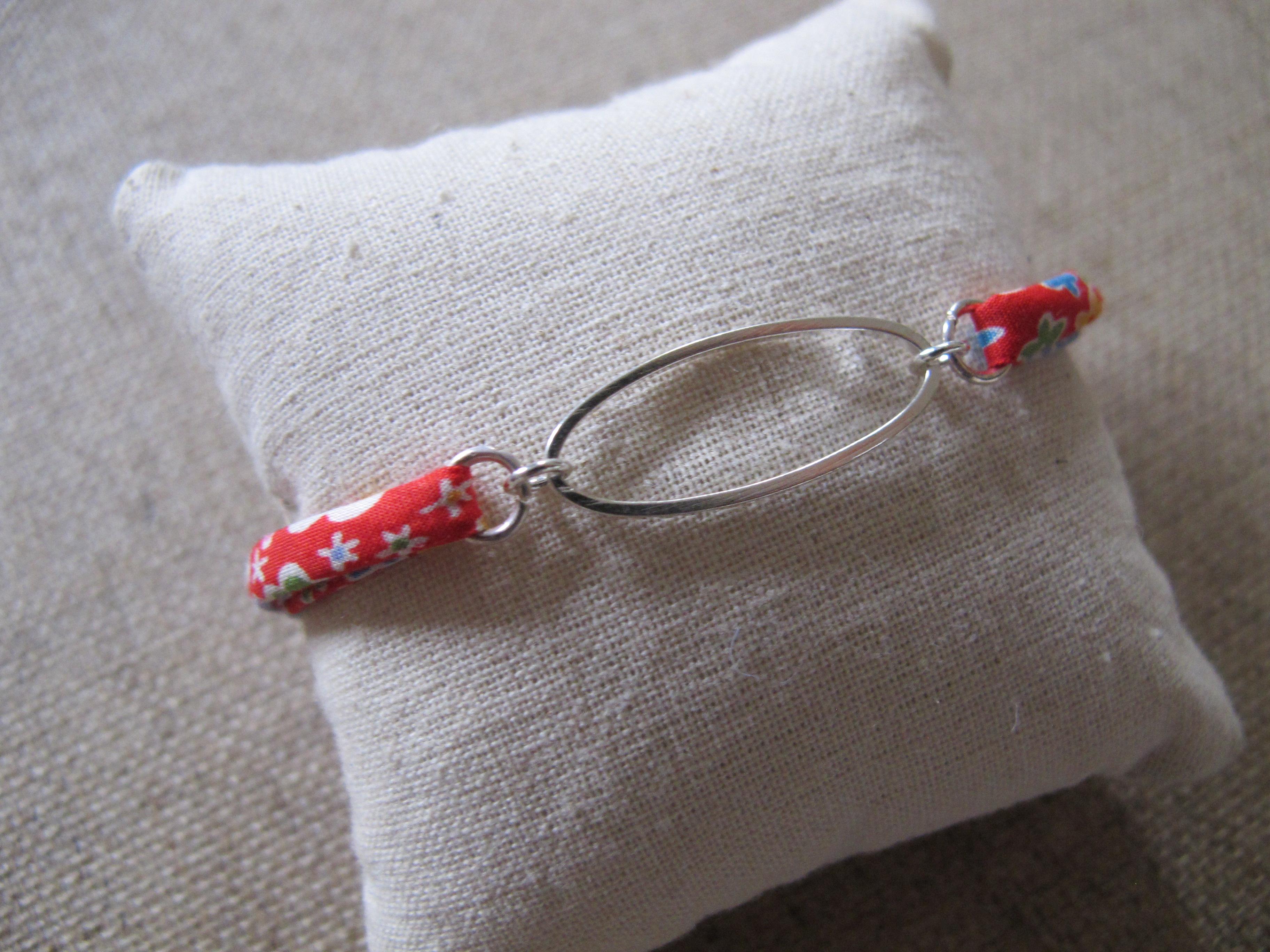 Oval Liberty Bracelet