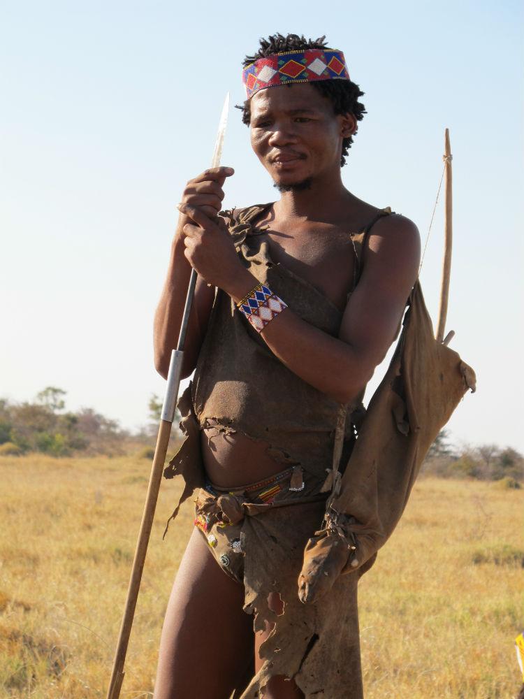 Bushmen tribe