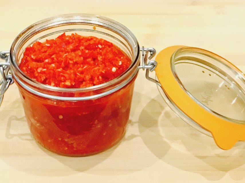 Sauce piment 11